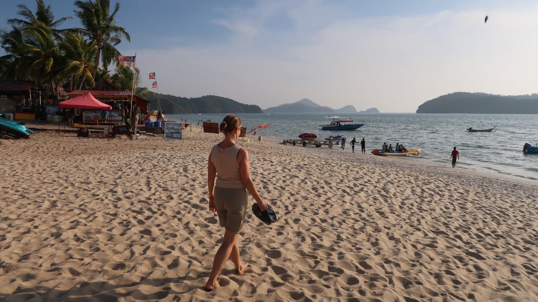 Strand Langkawi Pantai Tengah
