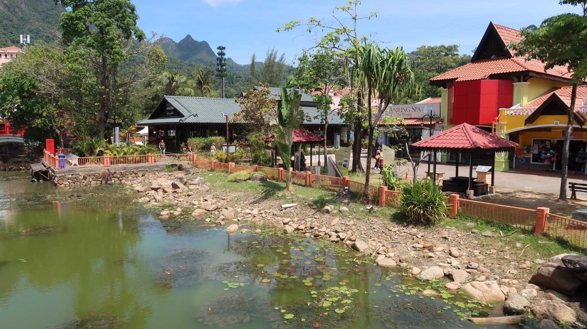 Orientalisches Dorf Langkawi