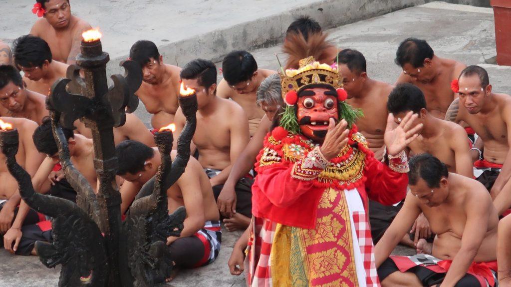 KECAK TANZ auf Bali - unsere Reiseberichte