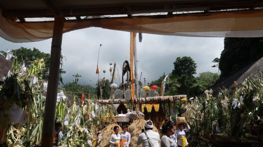 Pura Luhur Batakura Indonesien - Reiseberichte von der Insel Bali