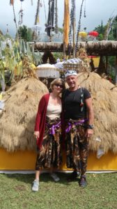 Sarong Celebration Tempel