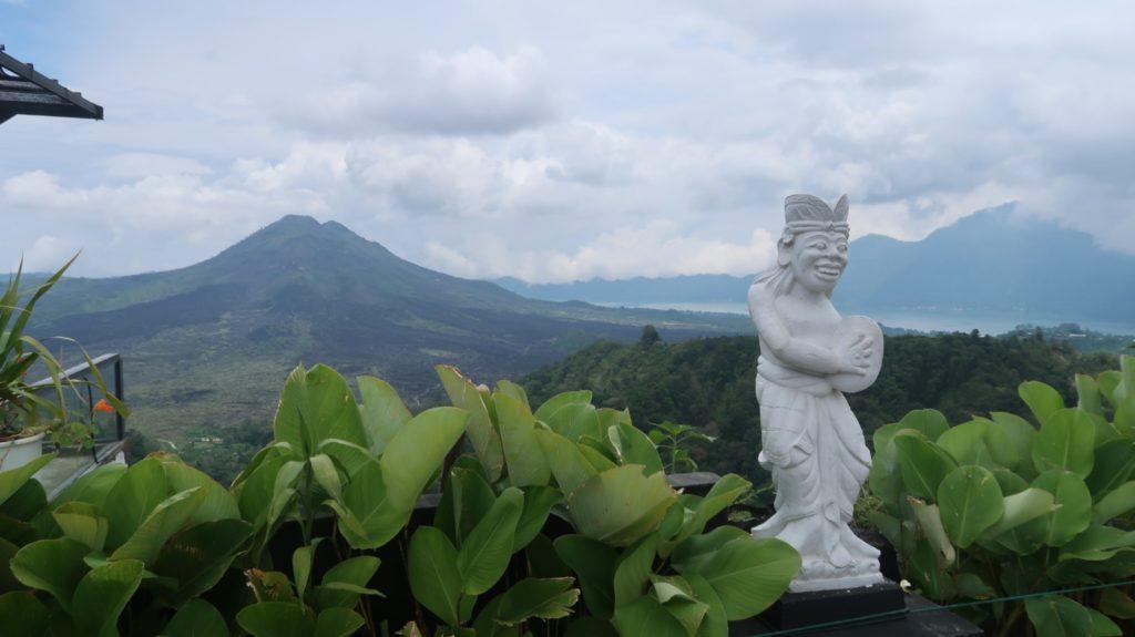 MOUNT BATUR Bali Indonesien