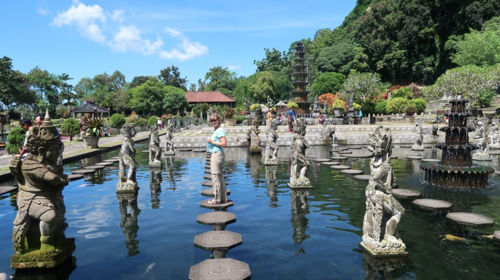 Waterpalace Bali Indonesien
