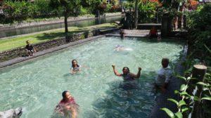 TAMAN TIRTAGANGGA Pool
