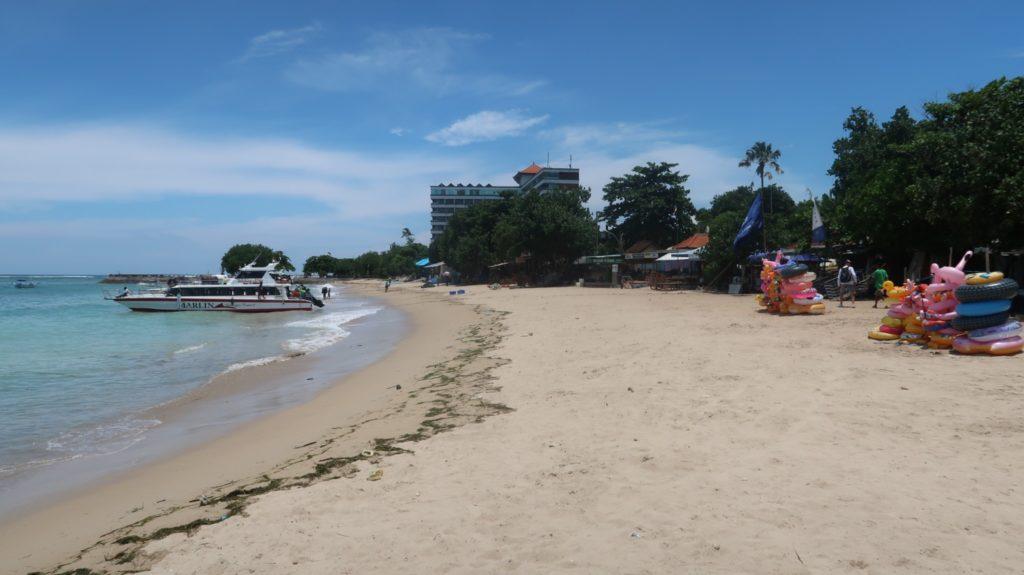Beach von Sanur, Reiseberichte