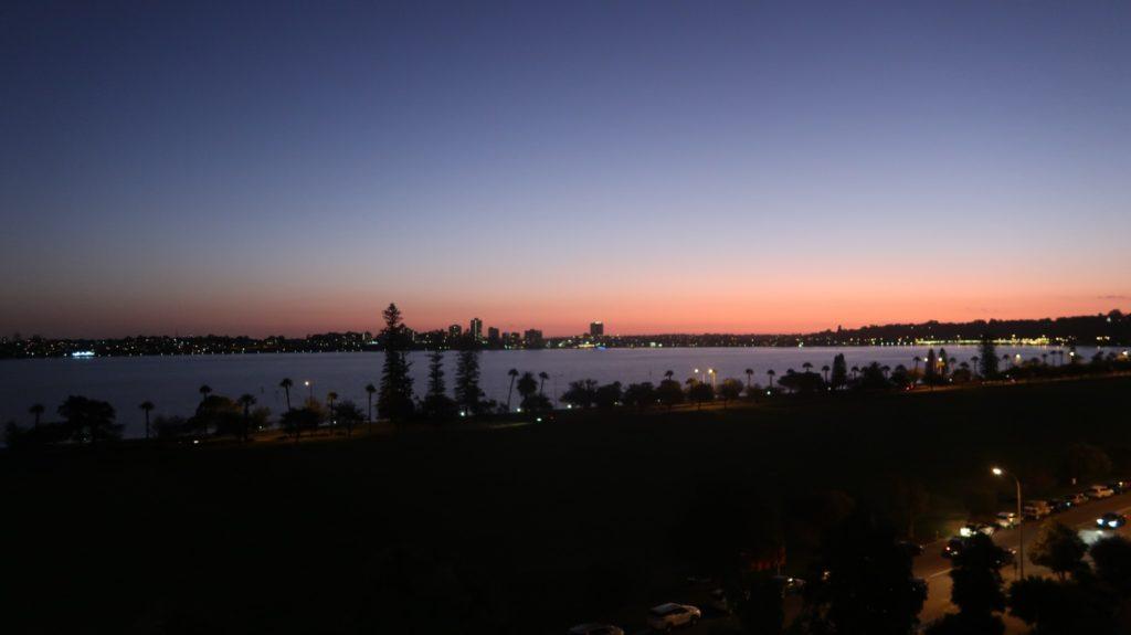 Perth Abends