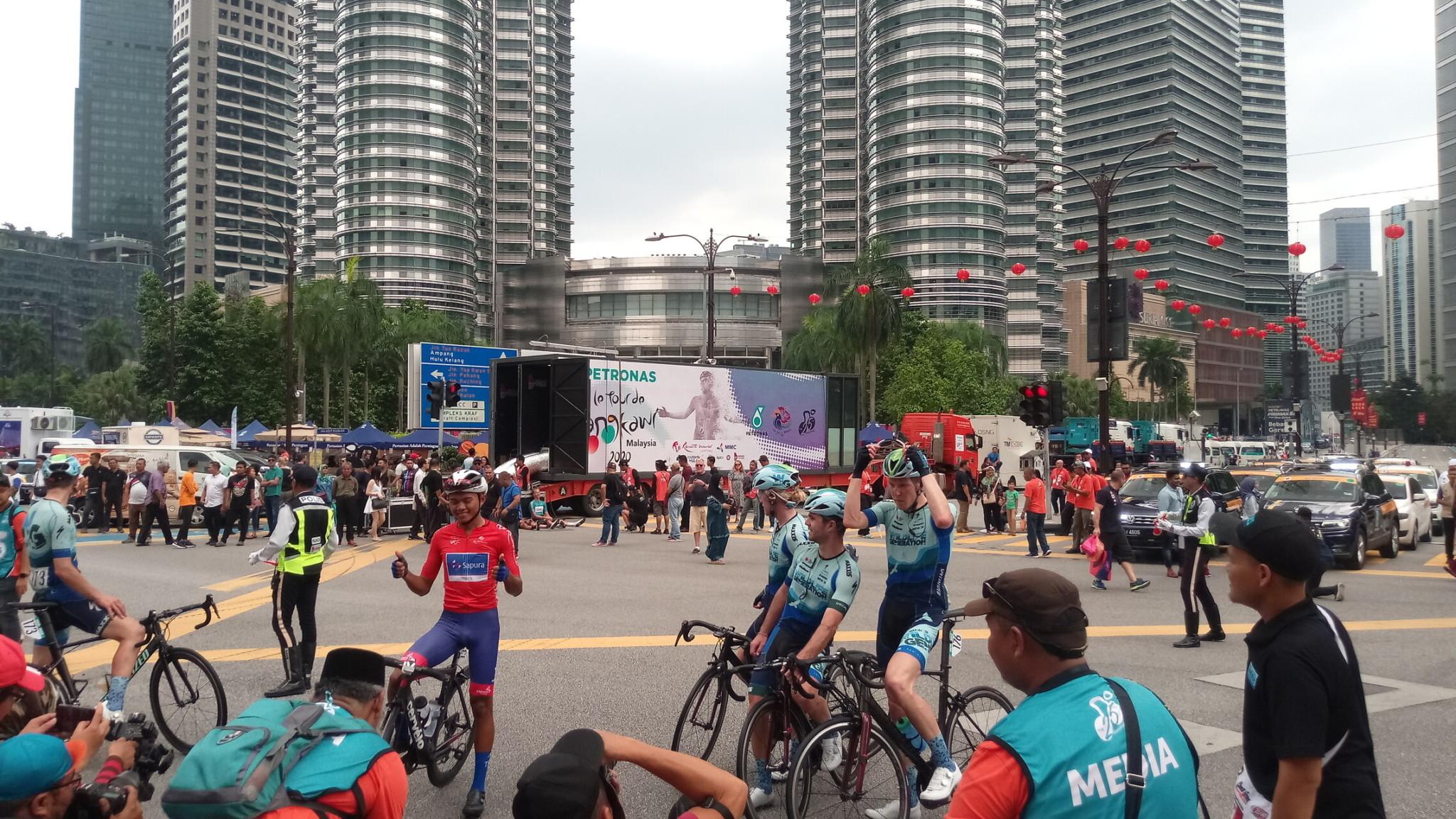 Petronas Tour de Langkawi 2020