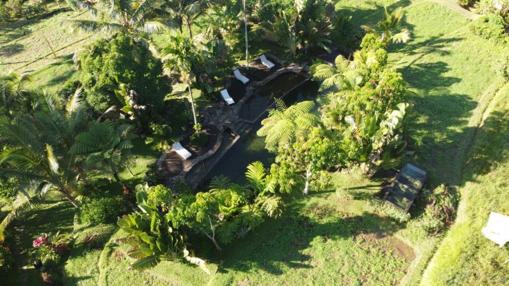 Naturpool auf Bali