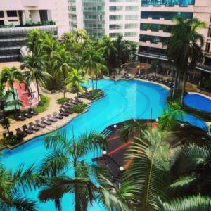 Renaissance Hotel Pool