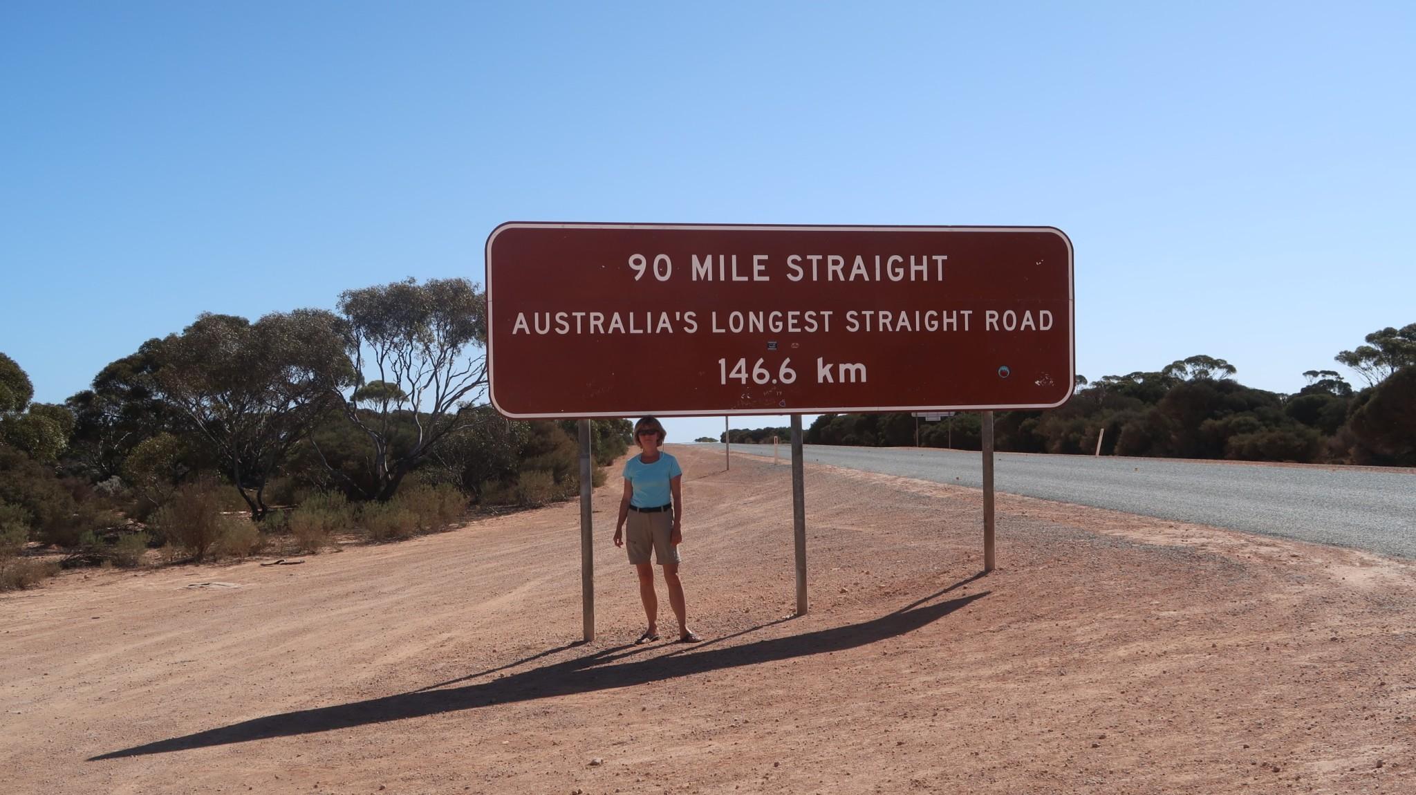 Strecke Australien