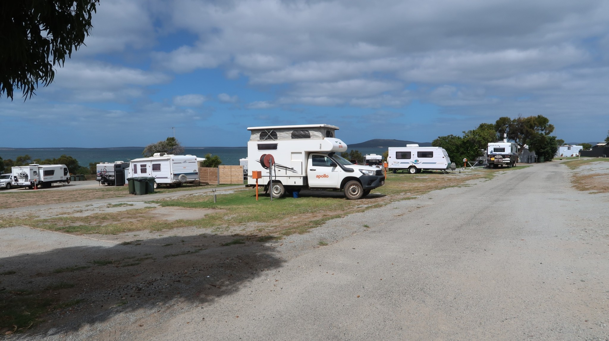 Port Lincoln Campingplatz