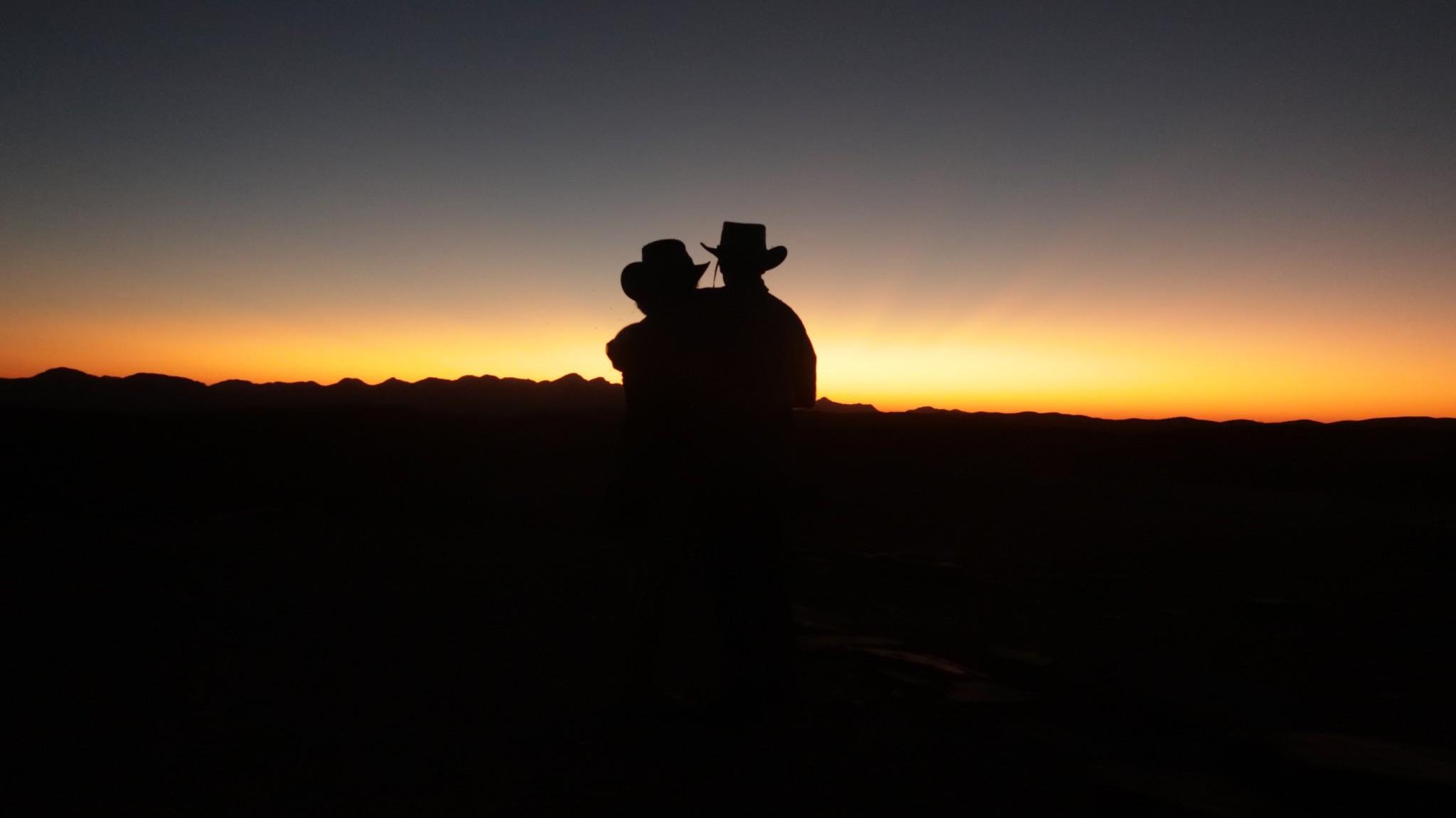 Sonnenuntergang Flinders