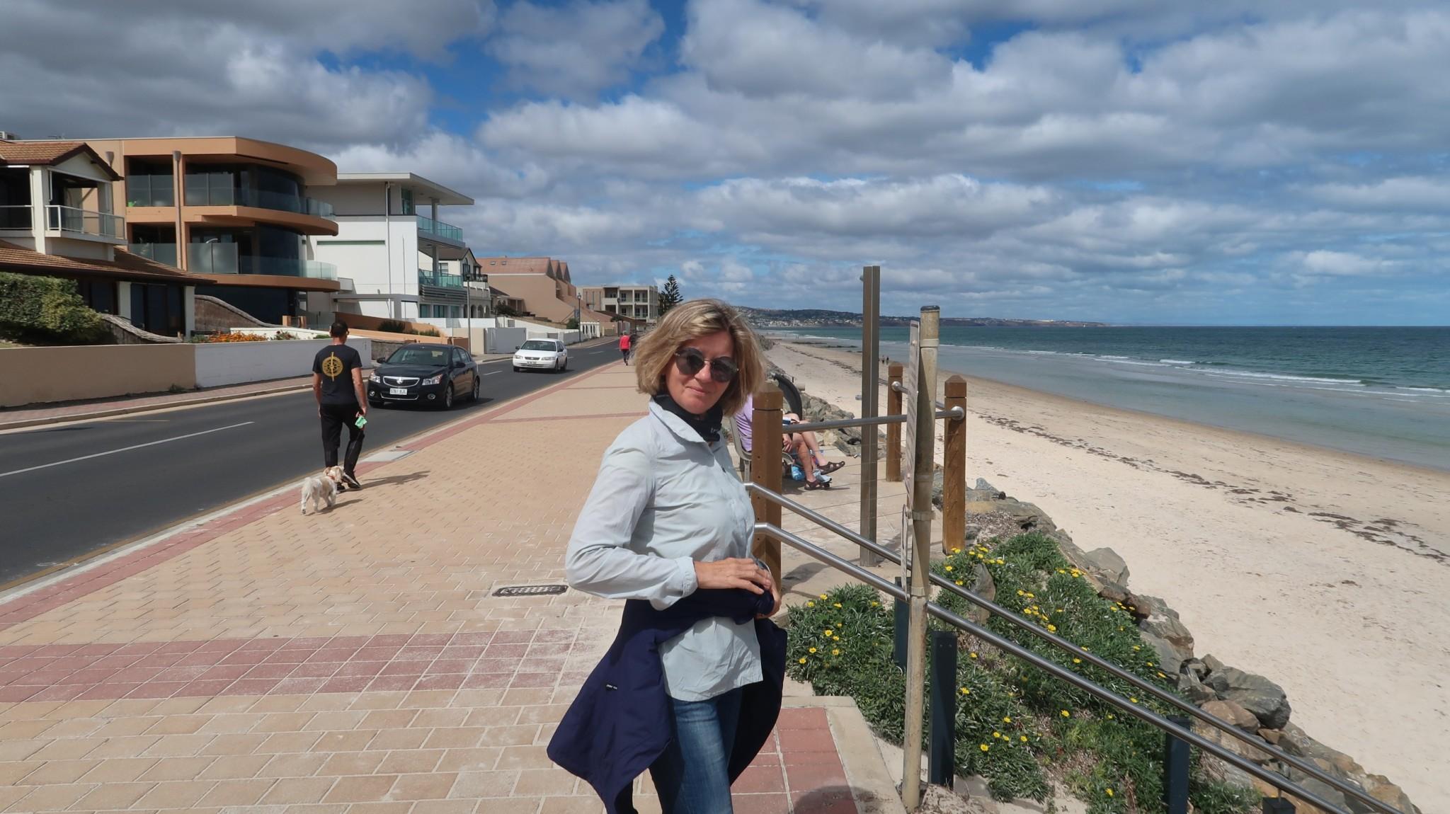 Glenelg Adelaide Beach