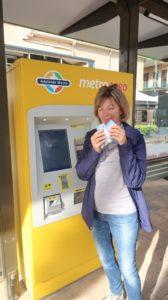 Metrocard Automat Glenelg