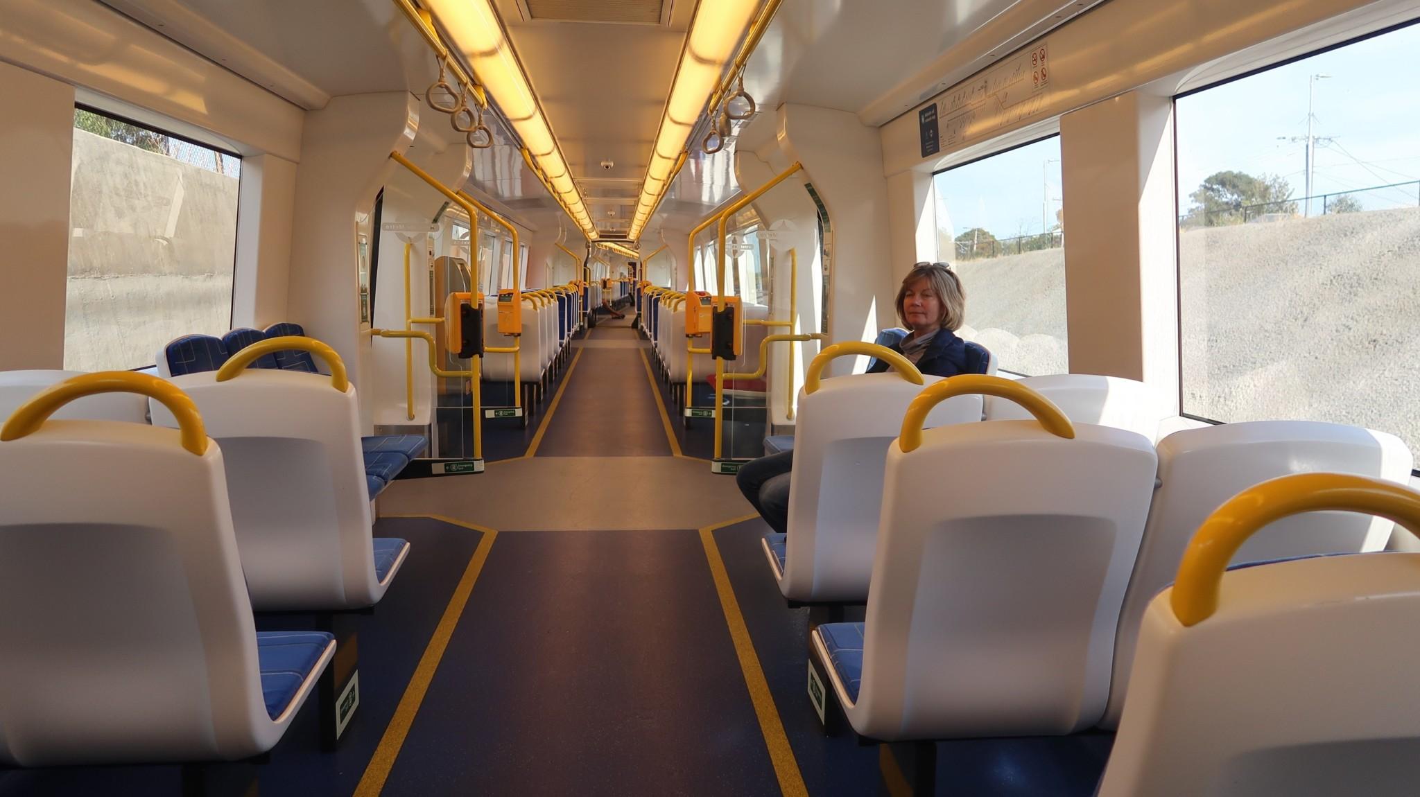 Tram Glenelg
