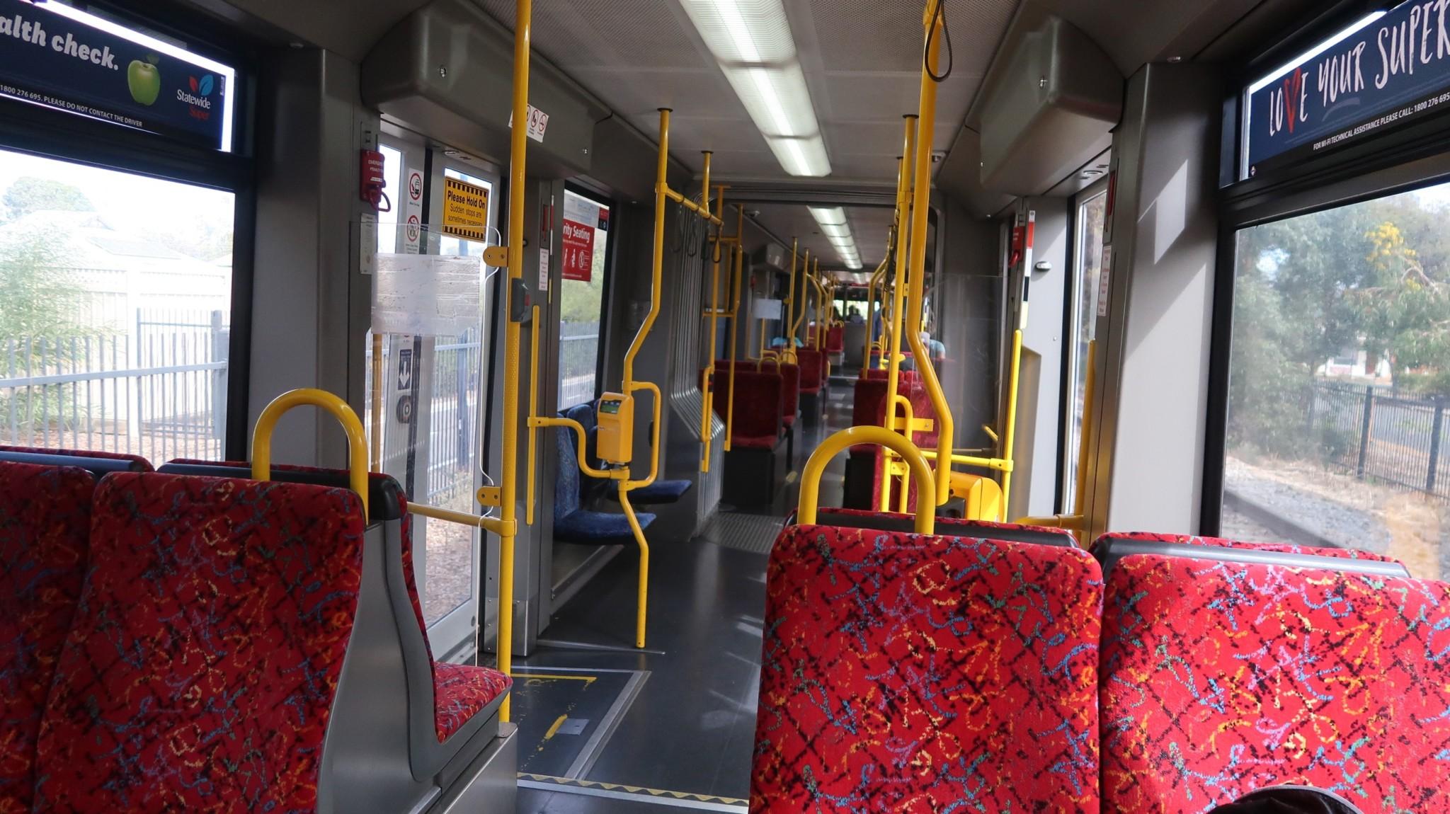 Tram Glenelg Adelaide