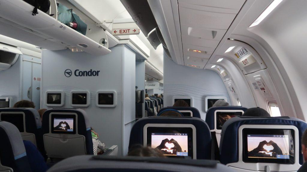 Boeing 767 Melbourne - Australien Reise