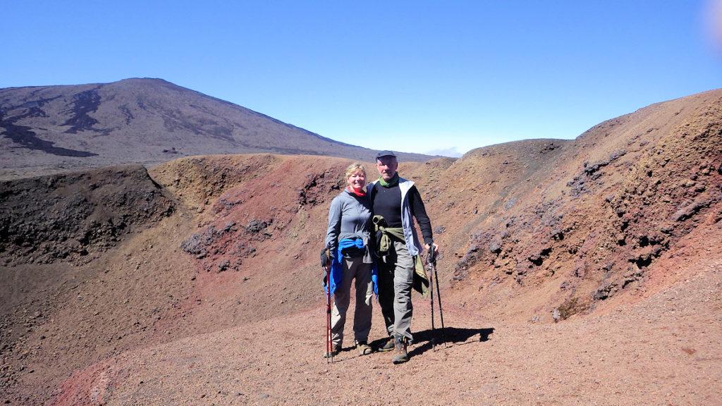 Trekkingreise - während unserer Reise